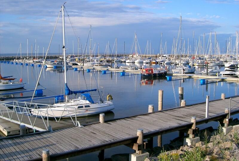 Hafen Kühlungsborn